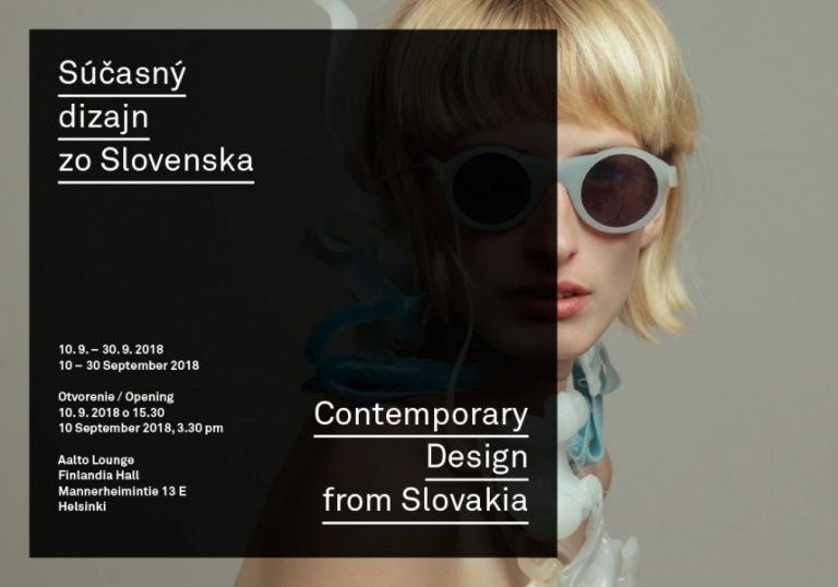 Contemporary Design from Slovakia