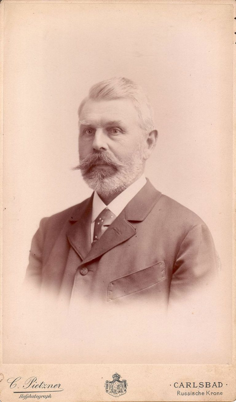 Josef Schreiber 1894