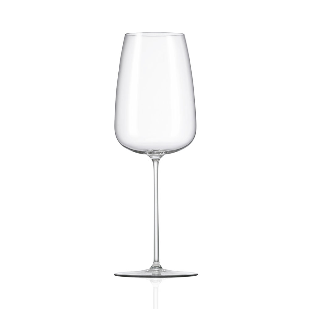 machine made lead free wine glass