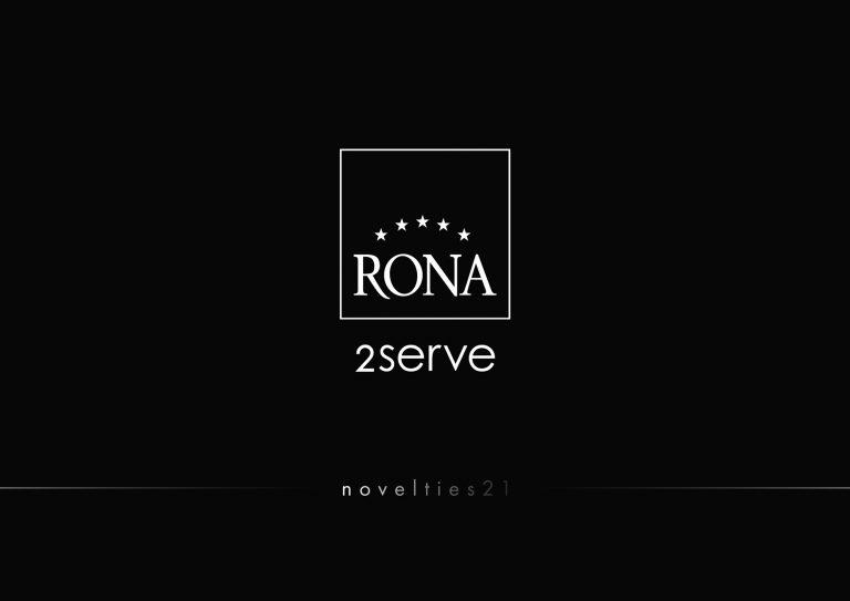 RONA 2SERVE Novelties 2021